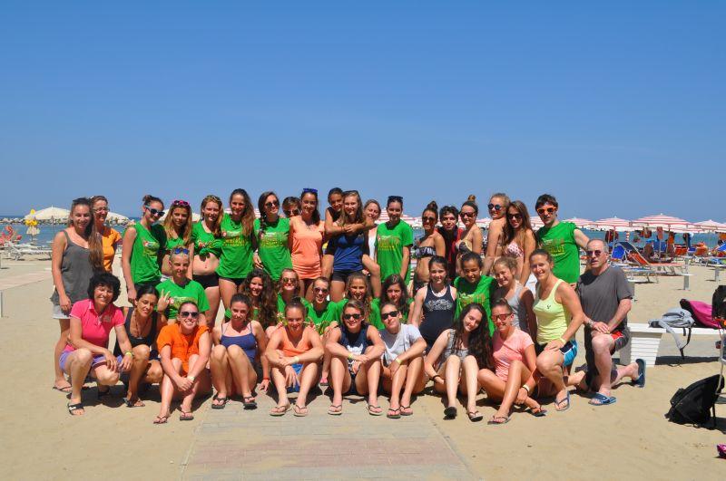 FOTO GRUPPO BEACH