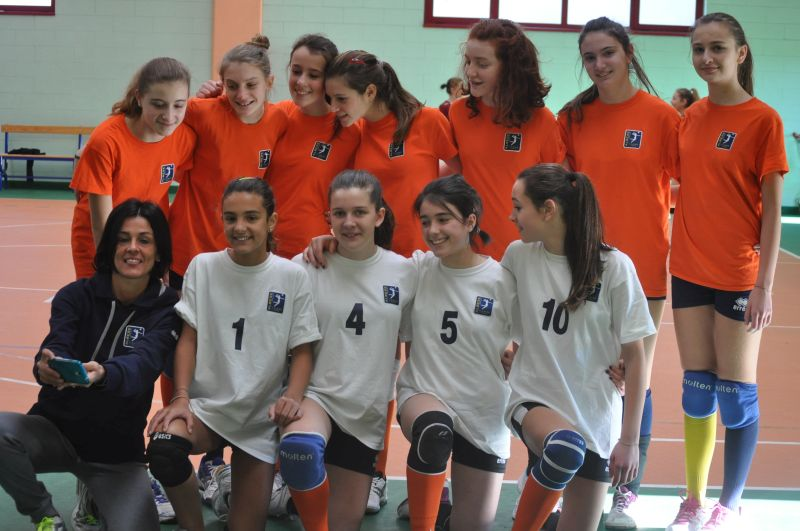 under 14 rossa torneo erba